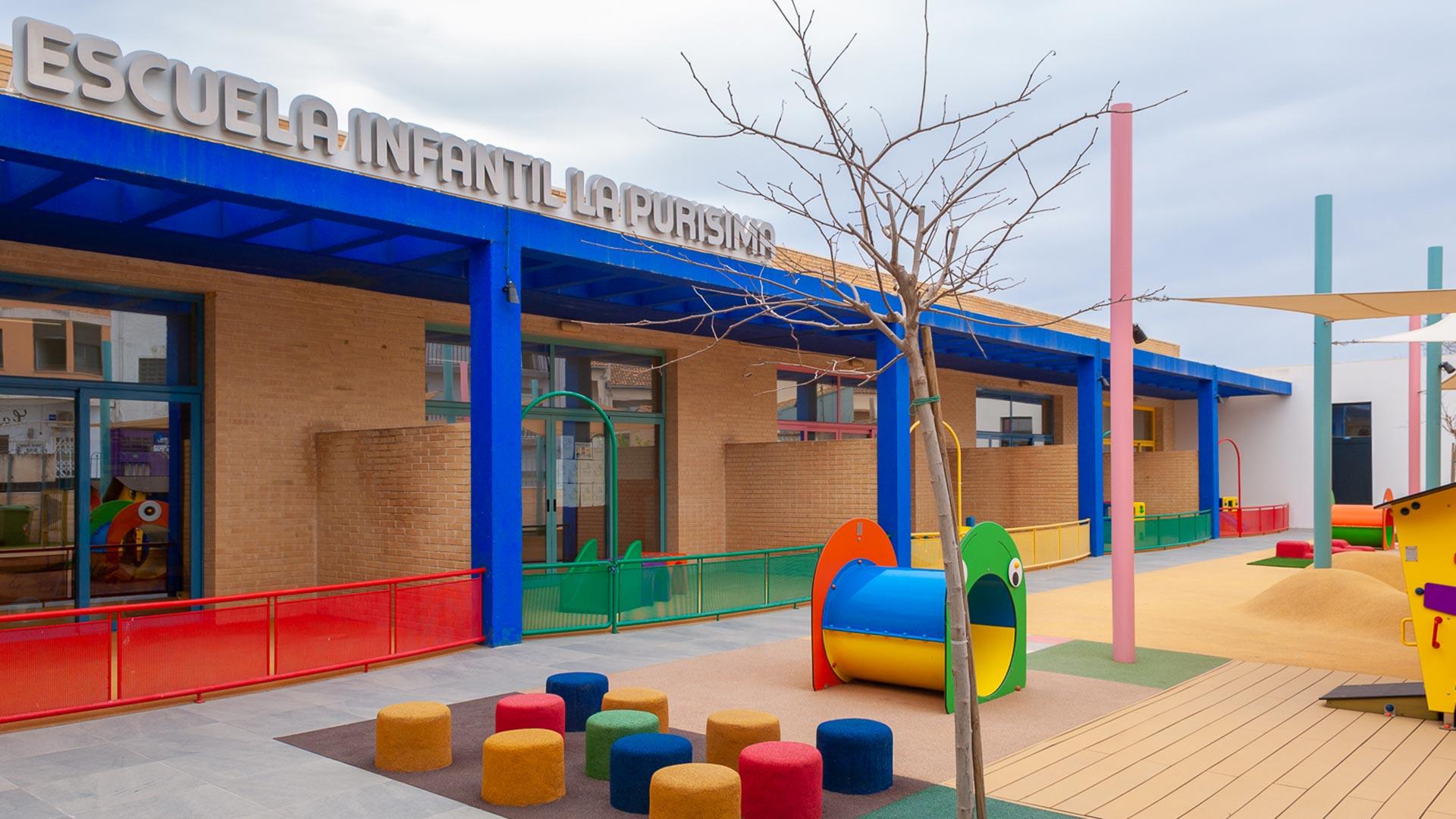 Escuela Infantil La Purissima Benissa